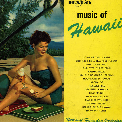 Hawaii-music