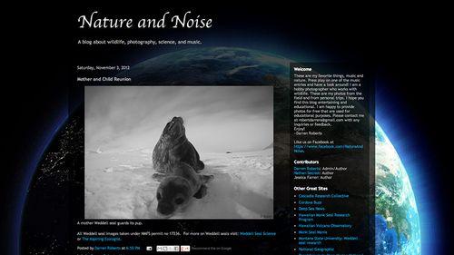 Nature&noise